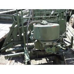 Treuil + porte roue de secours TRM 10 000