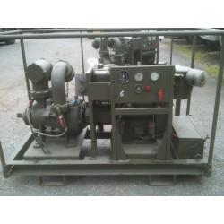 Groupe motopompe de 60 m3/h