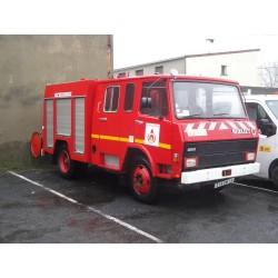 Berliet 770 KB 6 - Incendie
