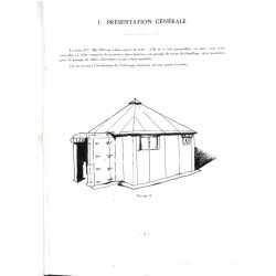 Présentation générale tente 1954