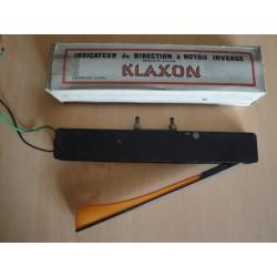 Indicateur de direction KLAXON