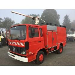 Renault VPO - Véhicule poudre