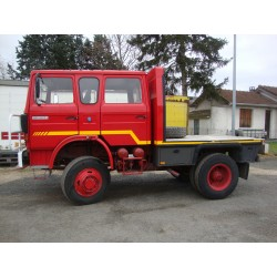 Renault 110.150 Ti 4x4 Double-Cabine