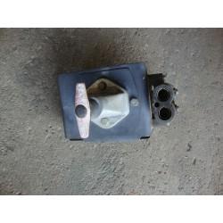 Déflecteurs radiateur - RVI Magnum AE 500