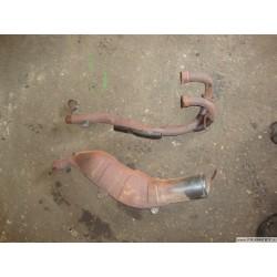 Échappement - MOTO CAGIVA 350 Cm3