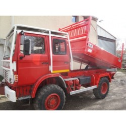 Renault Benne - Double Cabine 85.150 Ti